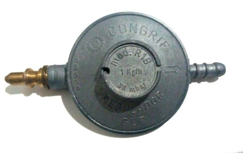 Regulador Para Gas Bombona Congrif Marina Matic R1b-ms