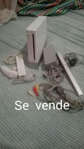 Remato Nintendo Wii + Juegos En Buen Estado