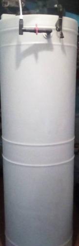 Tanque Cilindrico Para Apartamento De 550 Litros Con Sistema