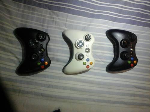 Vendo Control De Xbox 360 Inalambrico Originales En 30d C/u