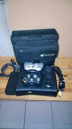 Vendo Xbox 360 Slim En Buen Estado. Chip Rgh 320gb Y 3.0