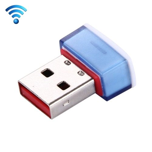 Adaptador Usb Mini 150mbps Wifi Red Lan Inalambrica Ieee