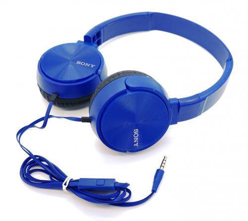 Audifonos Sony Manoslibres Extra Bass Cable Fijo 7 Colores