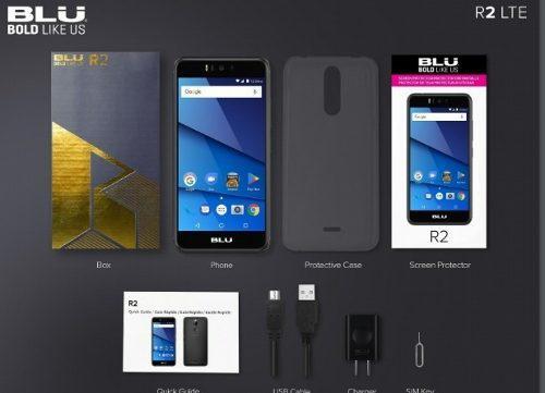 Blu R2 Plus Equipos Con 1 Mes De Garantia