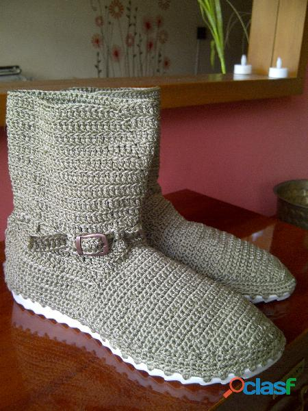 7fdf03be Sandalias para damas y bellos tejidos | Posot Class