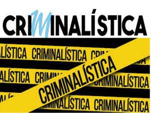 CURSO DE CRIMINALISTICA 2019 CARACAS Curso de