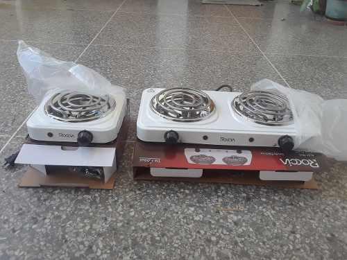 Cocinas Electrica 2 Hornillas