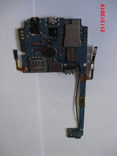 Tarjeta Logica Zte Blade A410 100% Funcional