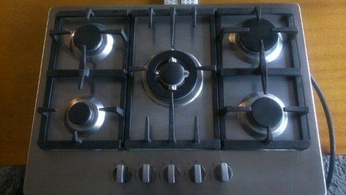 Tope De Cocina A Gas Empotrar Premium
