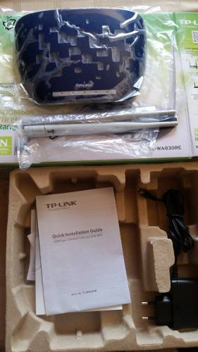 Tp Link Tl-wa830re Extender 300 Mbps Inalámbrico Casi Nuevo