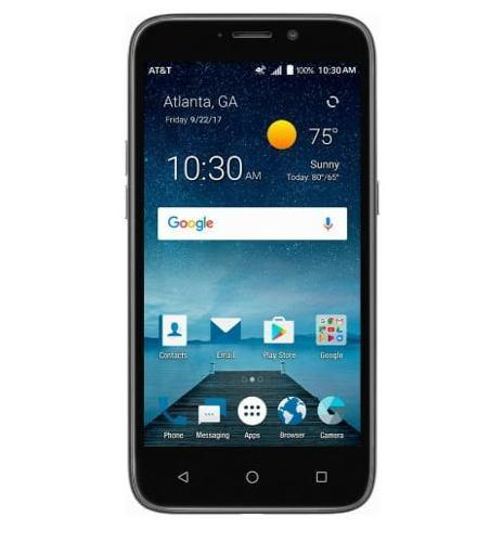 Zte Maven 3. 1gb Ram' 8gb Camara 5pm Android 7.0
