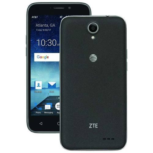 Zte Maven 3 4g Android 7.1 Nuevo Cambio Por Blackberry Leap