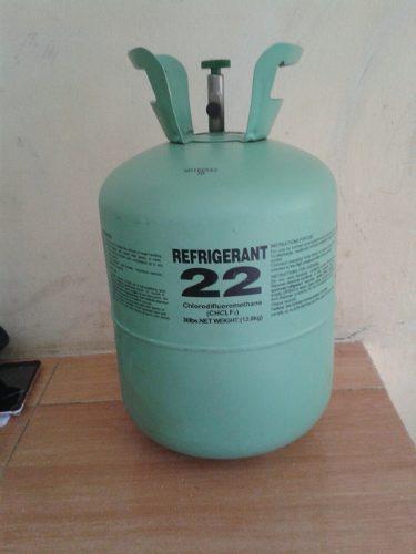 Bombona De Gas Refigeranta R22 Vacia