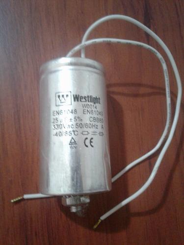 Capacitadores De Arranque 20 Y 25 Microfaradios