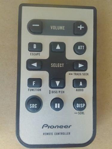 Control Remoto Universal Pionner Cxc- Original