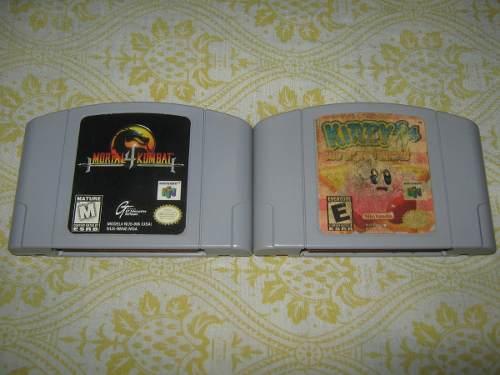 Juegos De N64 (vendo O Cambio)