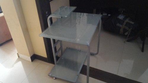 Mesa De Laptop O Pc De Vidrio Templado Entrega En Mérida