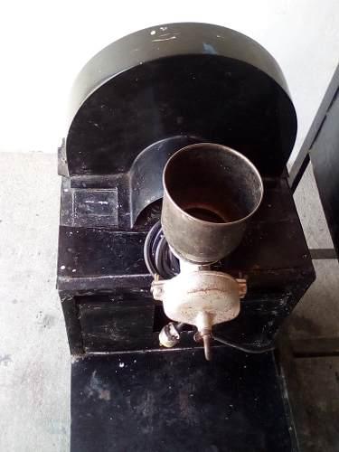 Molino Electrico Y Plancha A Gas