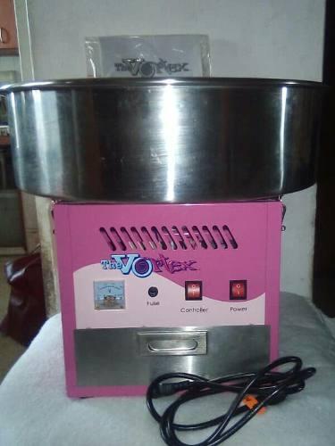 Máquina De Algodón De Azúcar Usada