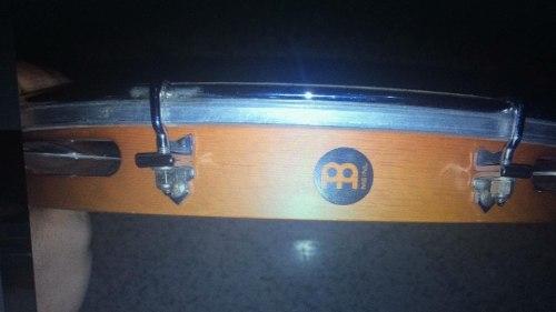 Pandeiro Meinl Percussion Original Pa12cn-m Totalmente Nuevo