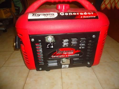 Planta Electrica Toyama A Gasolina Tg- Nueva De Paquete