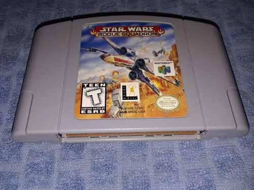 Star Wars Rogue Squadron / Nintendo 64