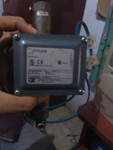 Vendo Interruptor De Presión Diferencial United Electric