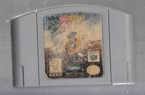 Vigilante 8. Juego De Nintendo 64. Original Usado M3