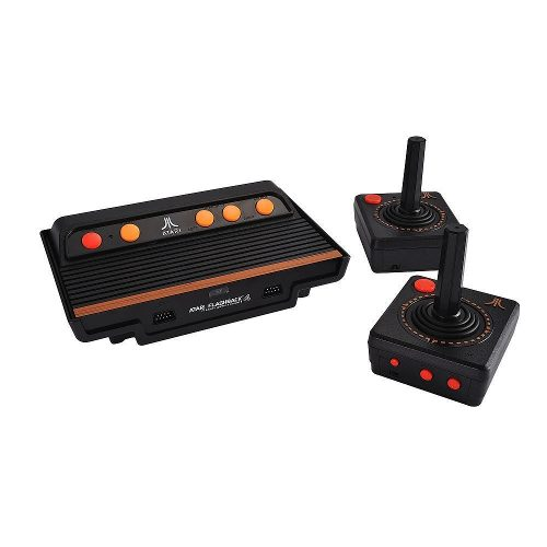 Atari Flashback4 Innalambrico De 75 Juegos 2 Controles