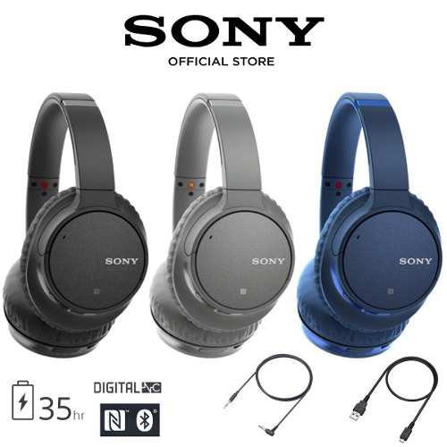 Audífonos Sony Wh-ch700n Wireless / Inalámbrico Con Anc