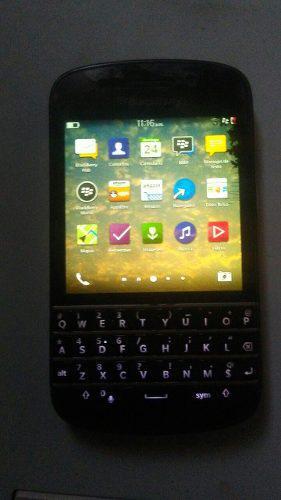 Blackberry Q10 Vendo O Cambio 4g Lte Acepto Iphone 4s