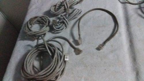 Cables Varias Medidas Para Computadoras