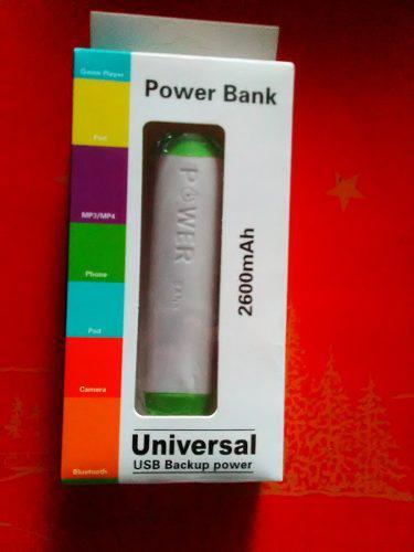 Cargador Portátil De Teléfono Power Bank Oferta