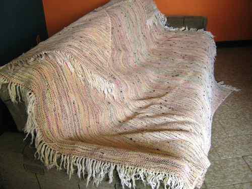Cobertor Alfombra Cubrecama 2m X 1,7m De Tintorero