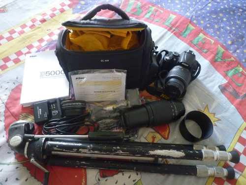Equipo De Fotografia Profesional Nikon D
