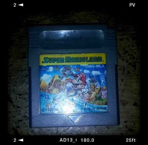 Juego De Super Mario Land