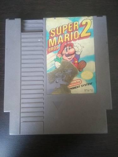 Juego Nintendo Nes Super Mario Bros 2