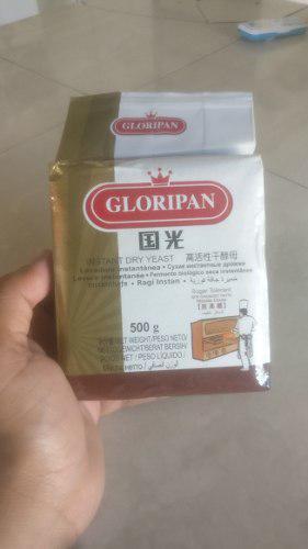 Levadura Instantania Gloripan De 500 Gm