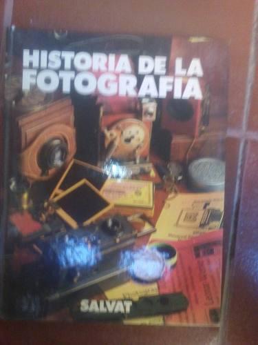 Libro Historia Fotografia Coleccionable
