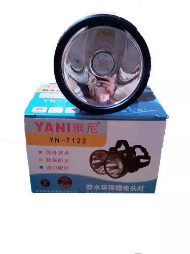 Linterna Yani 7122 Minera Recargable