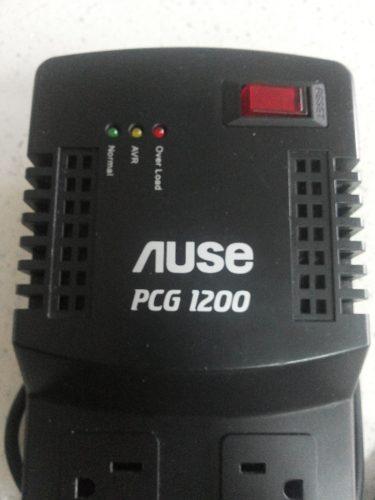 Protector O Regulador De Voltage Para Computadora Y Otros