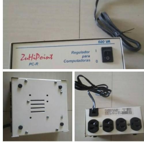 Regulador De Voltaje Para Computadora