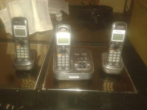 Telefonos Panasonic Inalambricos