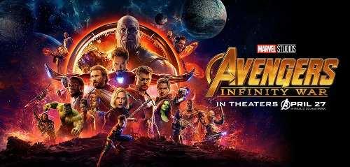 Avengers: Infinity War () Digital Full Hd