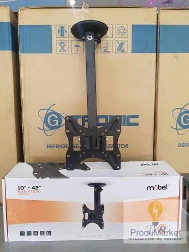 Base De Techo Para Tv O Monitor 10 A 42. Marca Mobel.