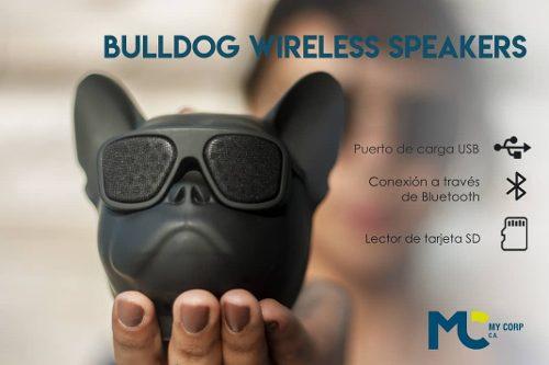 Bulldog Wireless Speaker / Corneta Portátil