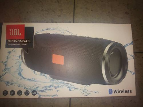 Corneta Jbl Portatil Bluetooh Wireless Mini Charger 3