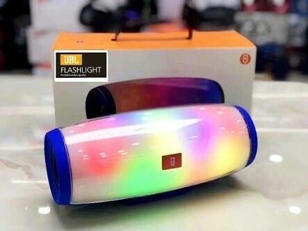 Corneta Jbl Pulse 5 Flash Light Con Bluetooth Portátil