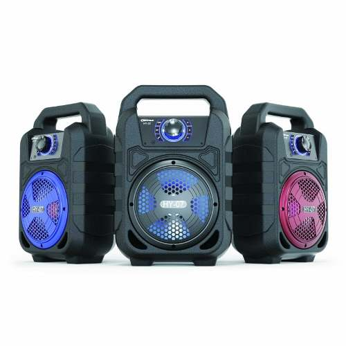 Corneta Portable Hy-07 Bluetooth Usb Micro Sd Aux