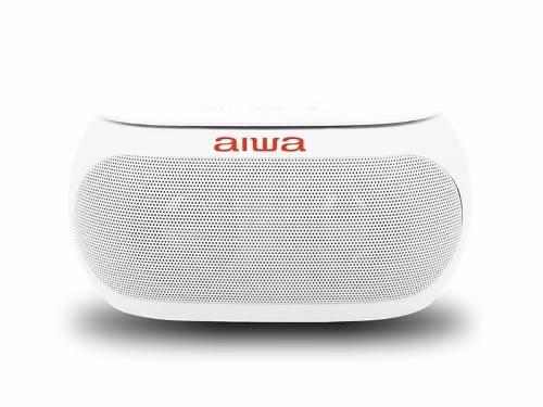 Corneta Portatil Con Bluetooth Y Micro Sd Aiwa Aw31w
